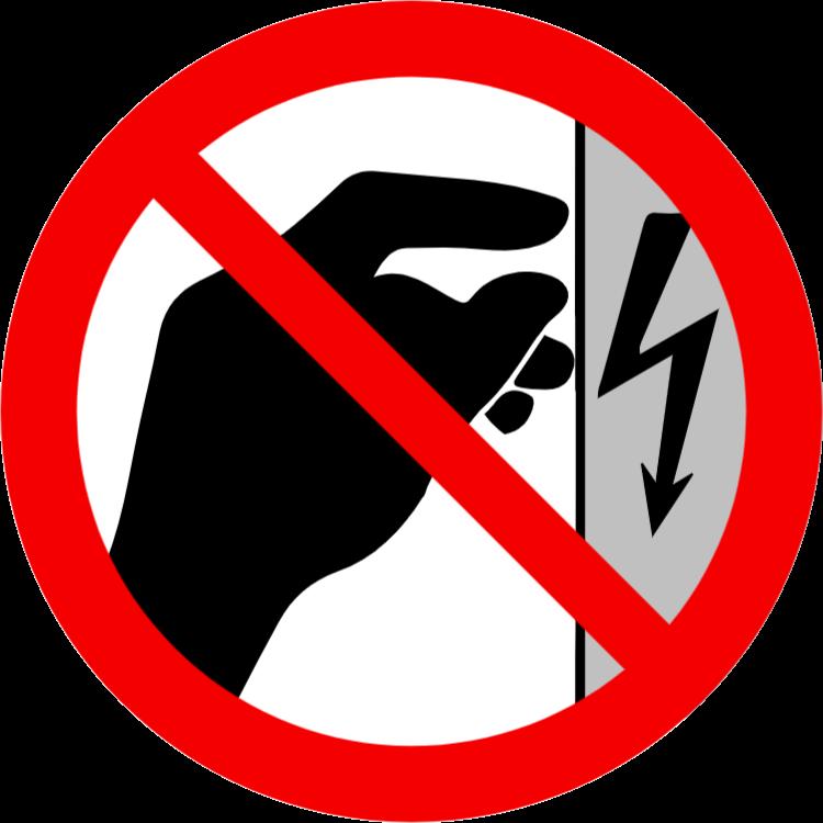 Rör inte bostäder under spänning