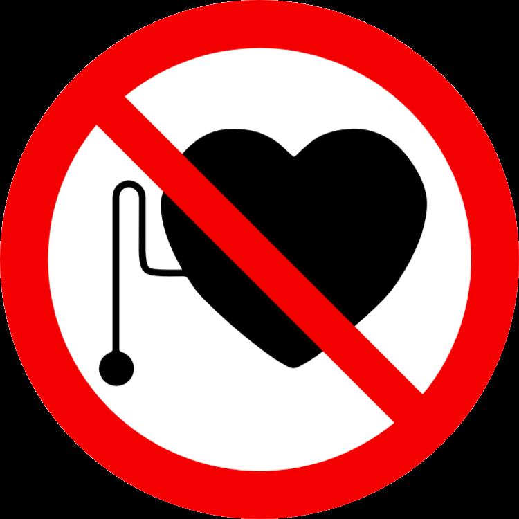 Inga personer med pacemaker