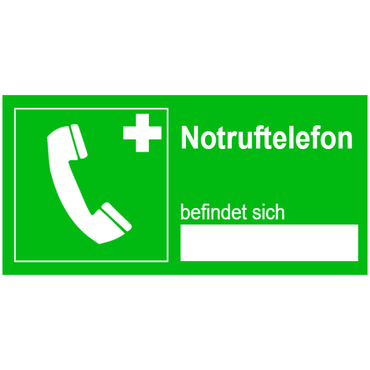 Notruftelefon 1