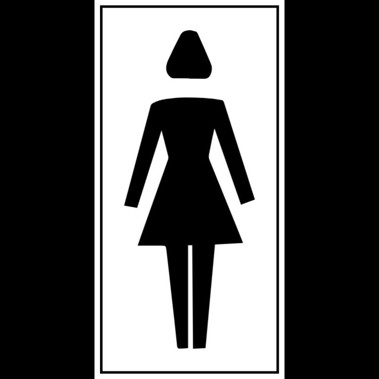 Toalett för damer
