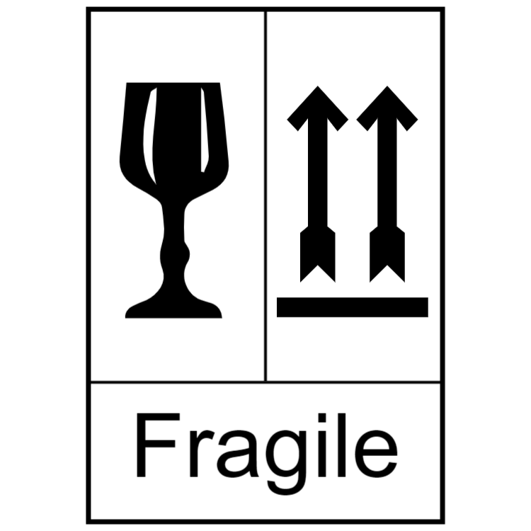 Fragile (engelska text)