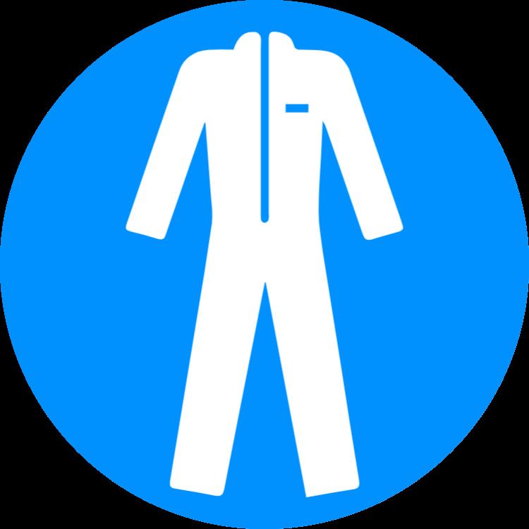 Använd skyddskläder 2