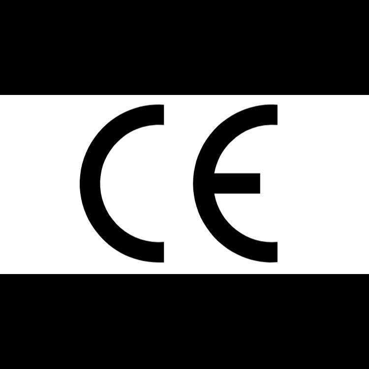 CE-logotypen (rektangel)
