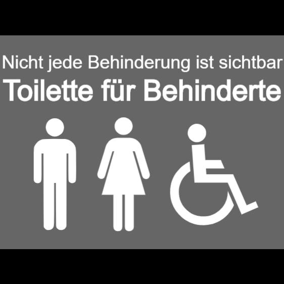 toilette fur behinderte