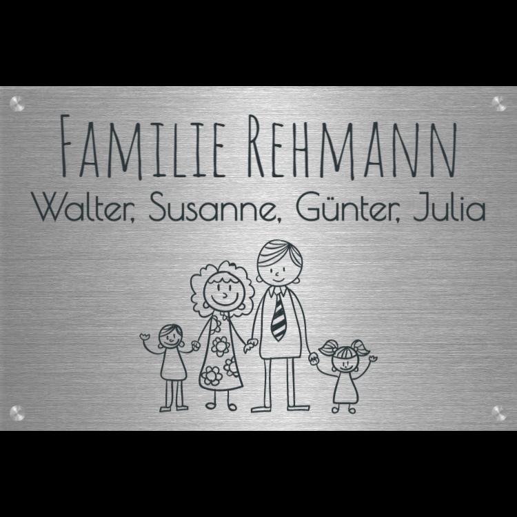 Familienzeichen 1