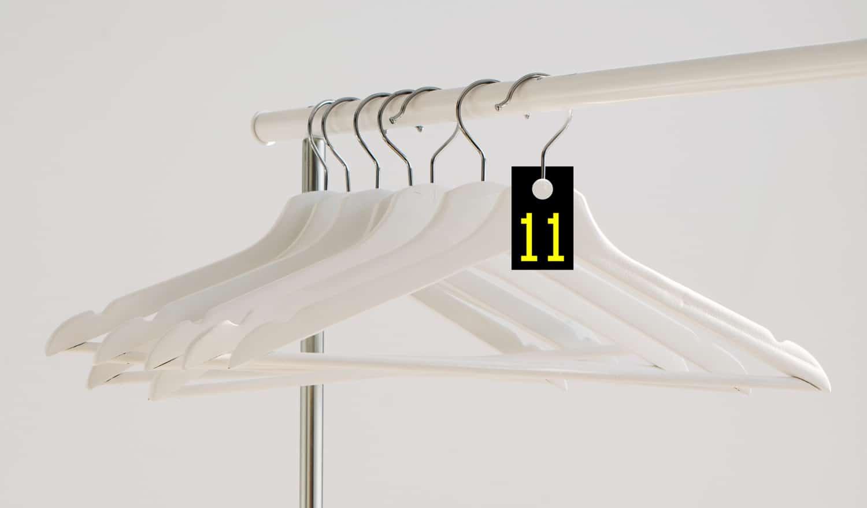 Garderobenanhänger