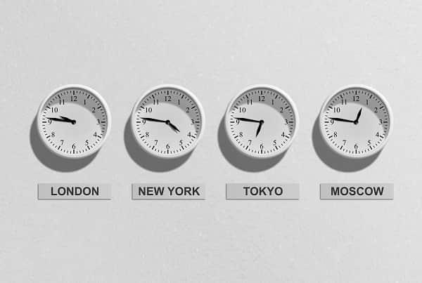Uhrzeichen