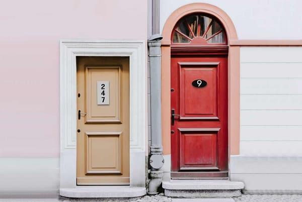 Türnummern