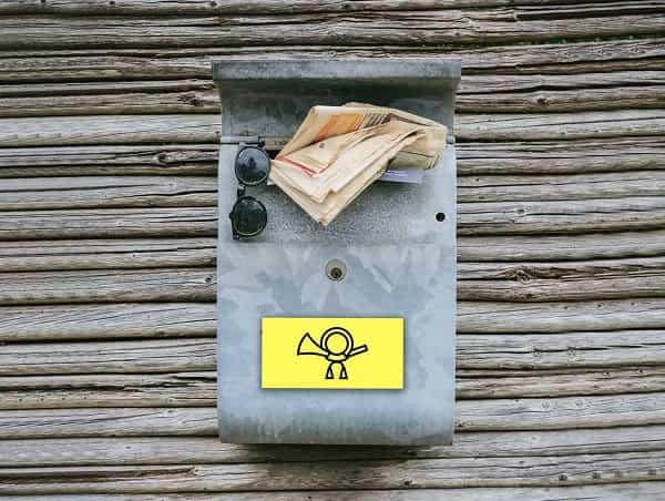 Briefkastenteller