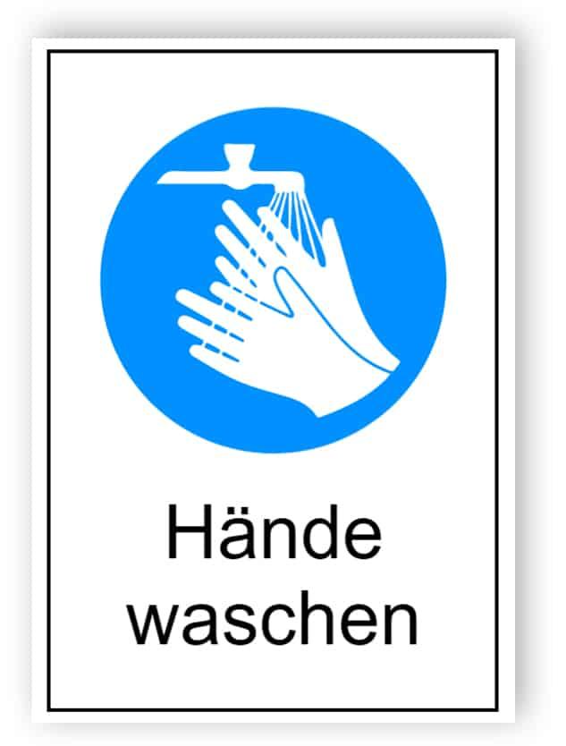 Hände waschen 1