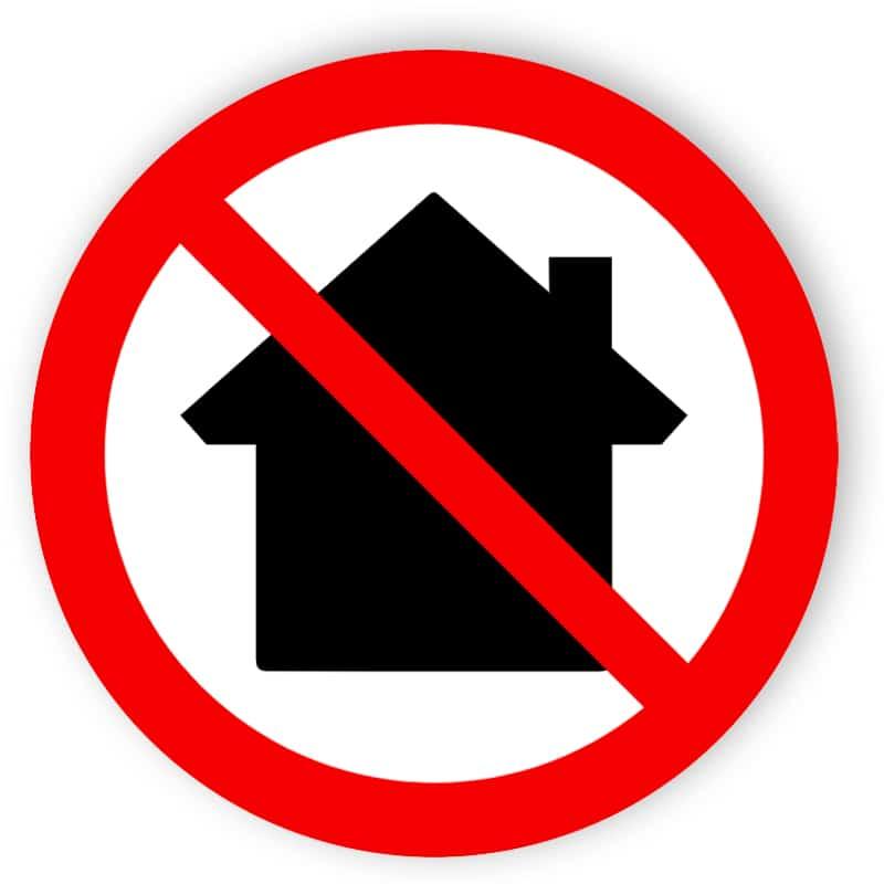 Nicht in Wohngebieten verwenden