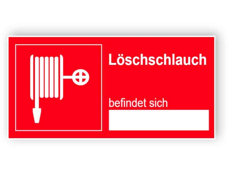 Löschschlauch 1