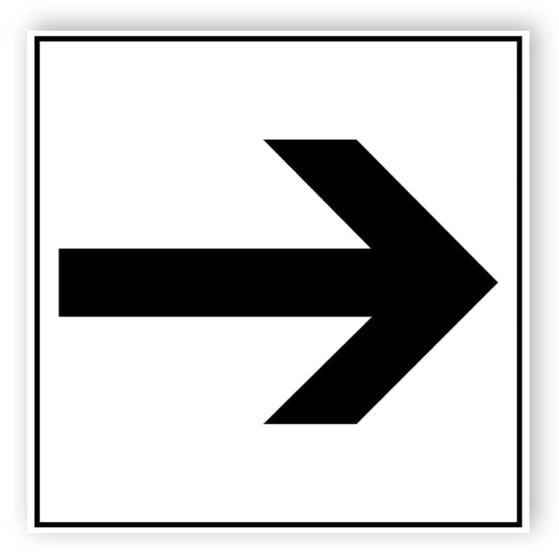 Richtungspfeil 4