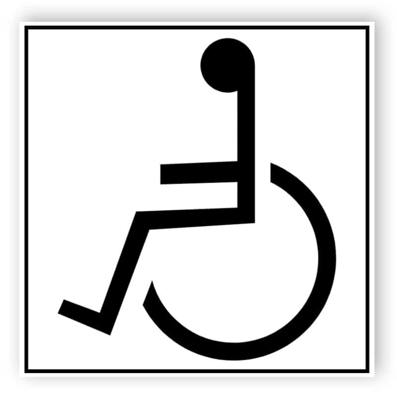 Zugang für Rollstuhlfahrer