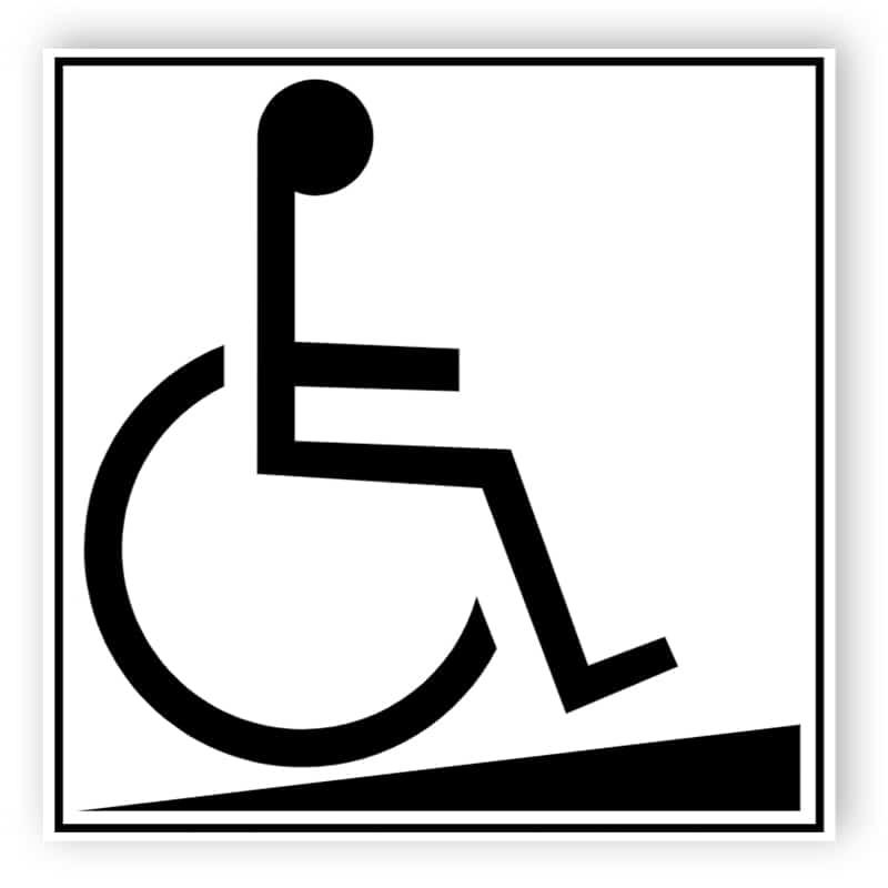Zugang für Rollstuhlfahrer 1