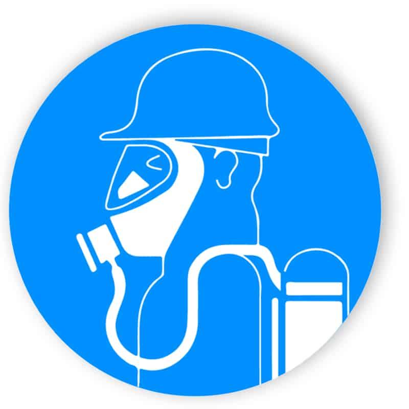 Schweren Atemschutz benutzen 1