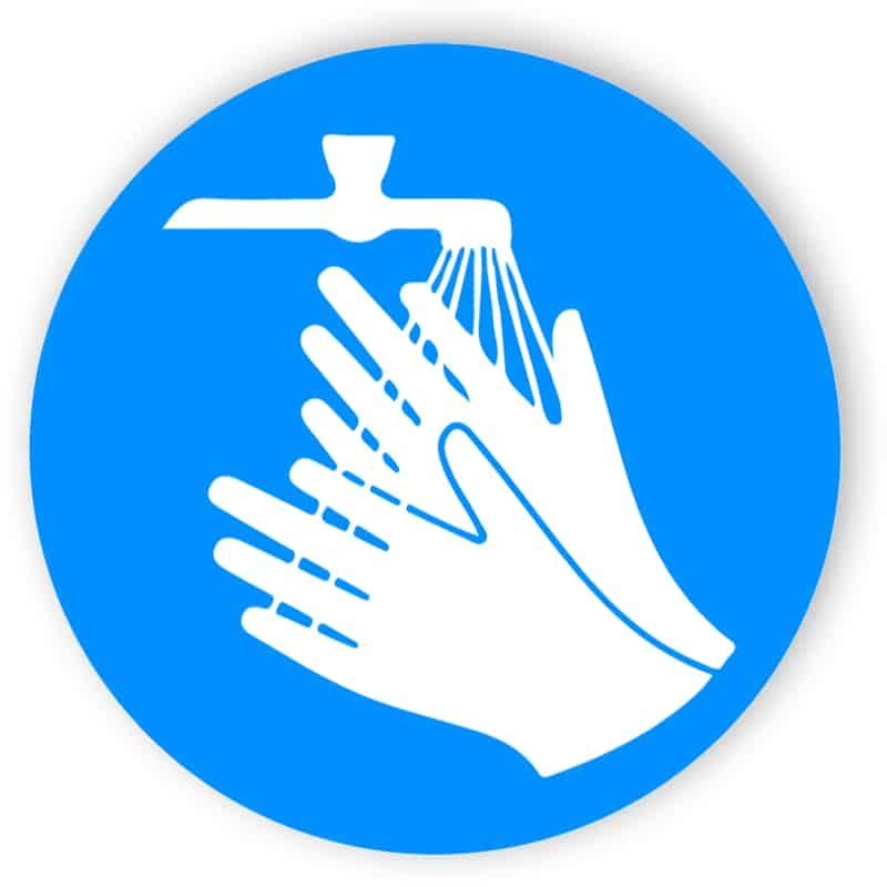 Hände waschen 2