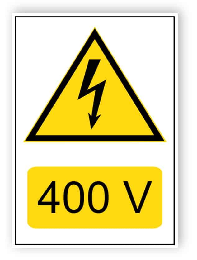 400 V