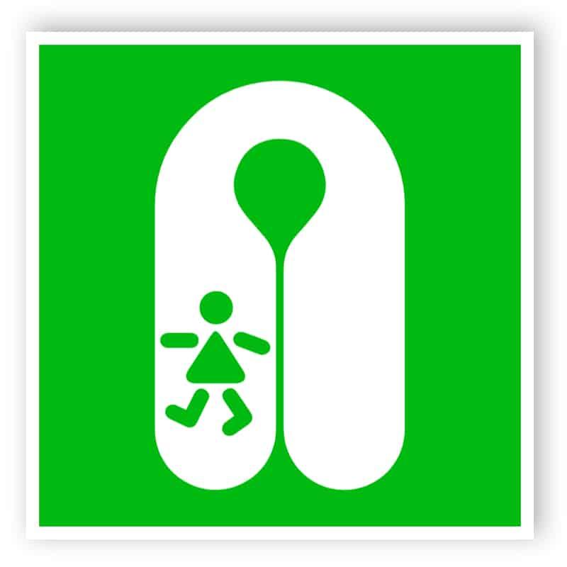 Rettungsweste für Kinder