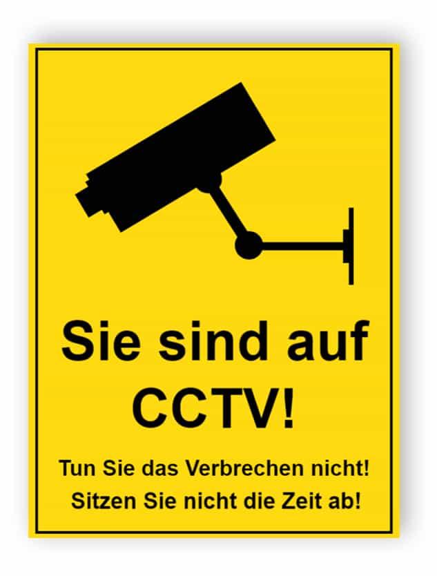 Sie befinden sich auf CCTV