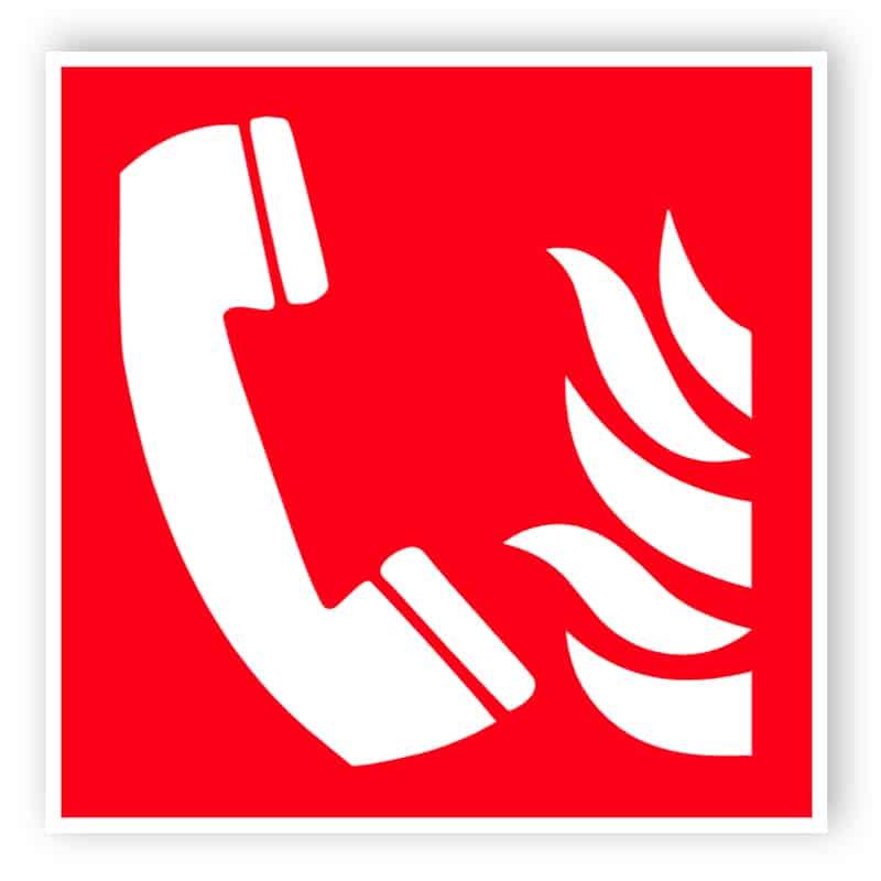Brandmeldetelefon 1