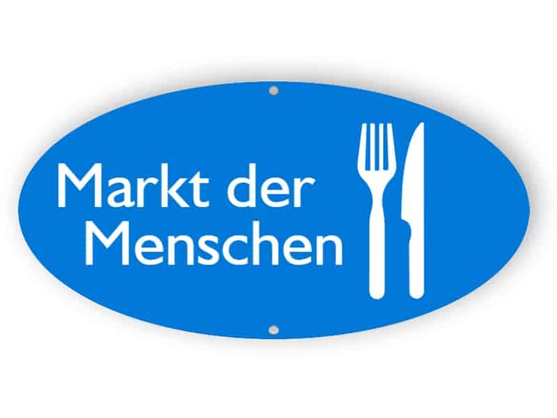 Markt-Zeichen