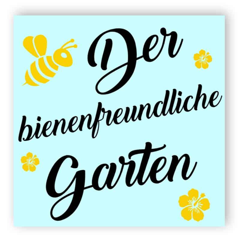 Der bienenfreundliche Garten