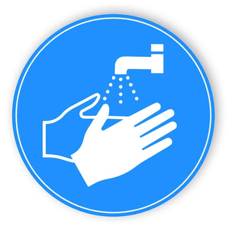 Hände waschen 3