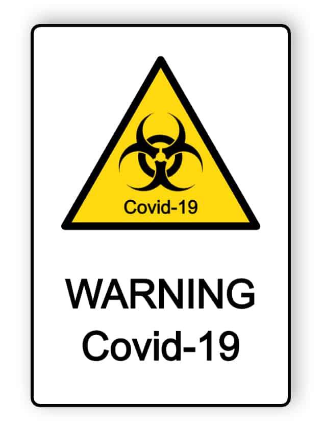 Warning Covid-19